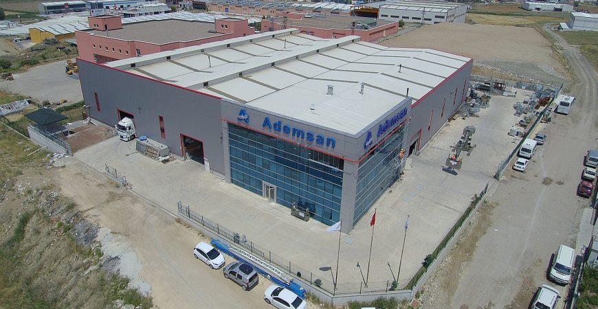 Ademsan Fabrika Bina
