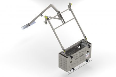 AST12-01 Cephe Temizlik Sistemleri