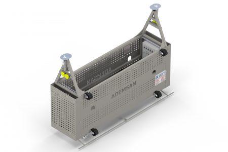 AST12 Cephe Temizlik Sistemleri