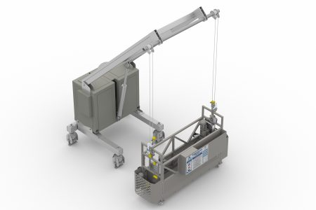 Ast40 Cephe Temizlik Sistemi