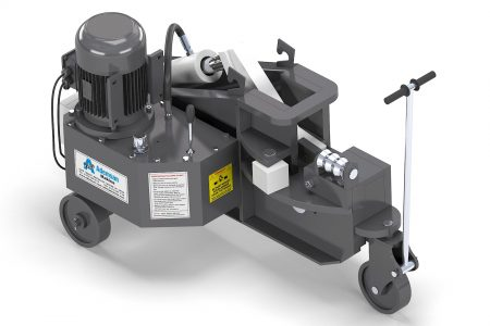MK36 Demir Kesme Makinesi