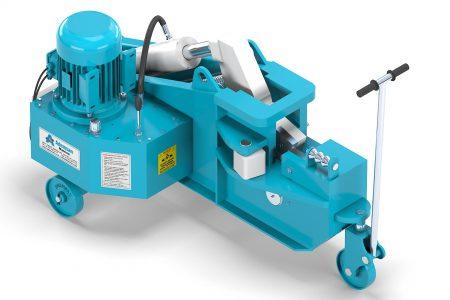 MK52 Demir Kesme Makinesi